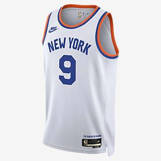 New York Knicks Classic Edition: Year Zero Swingman Nike NBA-jersey met Dri-FIT