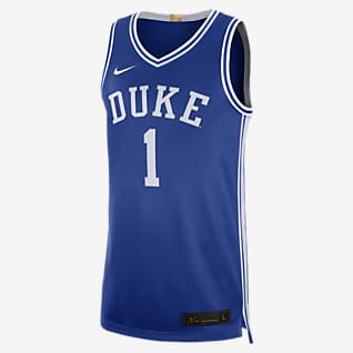 Nike College (Duke) (Zion Williamson) Men's Limited Basketball Jersey
