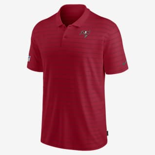 Nike Dri-FIT Sideline Victory Coaches (NFL Tampa Bay Buccaneers) Men's Polo