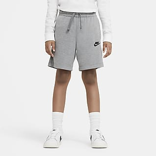 Nike Sportswear Shorts i jersey för ungdom (killar)