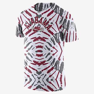 Nike College (Alabama) Men's Printed T-Shirt
