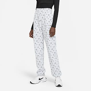 Nike Sportswear Byxor med tryck för kvinnor