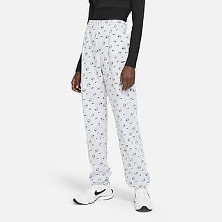 Nike Sportswear Damskie spodnie z nadrukiem