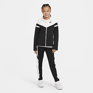 Nike Sportswear Tracksuit til store barn