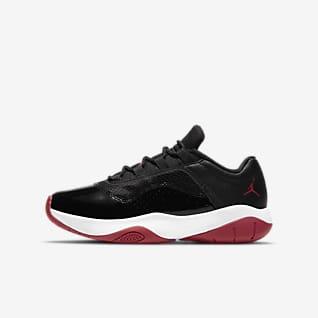 Air Jordan 11 CMFT Low Schuh für ältere Kinder
