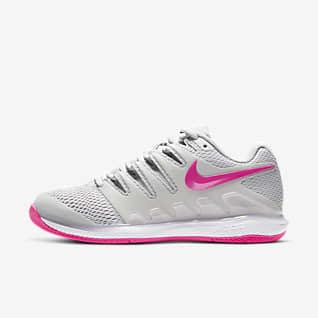 NikeCourt Air Zoom Vapor X Calzado de tenis de cancha dura para mujer