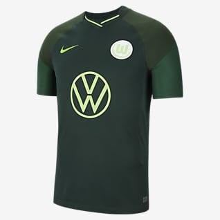 VfL Wolfsburg 2021/22 Stadium Away Men's Football Shirt