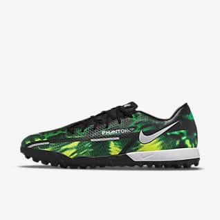 Nike Phantom GT2 Academy TF Turf Soccer Shoes