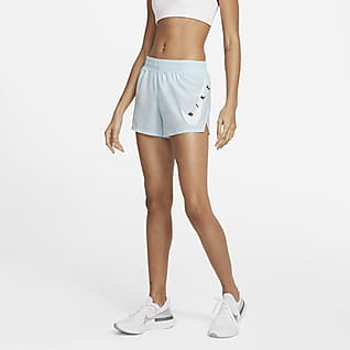 Nike Swoosh Run Женские беговые шорты