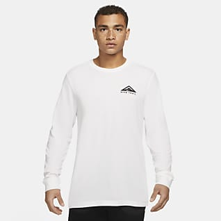 Nike Dri-FIT Long-Sleeve Trail Running T-Shirt