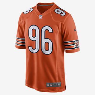 NFL Chicago Bears (Akiem Hicks) Men's Game Football Jersey