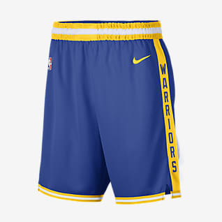 Golden State Warriors Classic Edition 2020 Мужские шорты Nike НБА Swingman