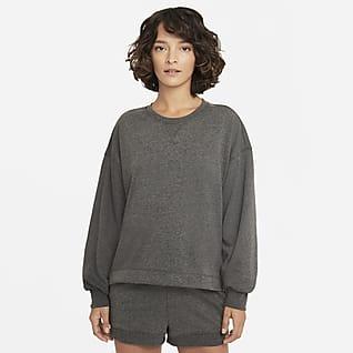 Nike Yoga Γυναικεία μπλούζα