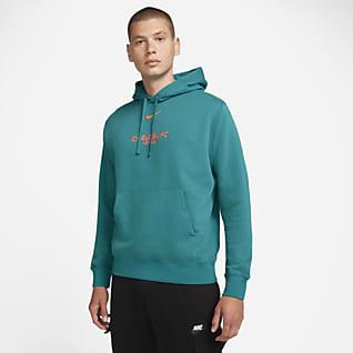 Chelsea FC Club Fleece Hoodie pullover para homem