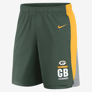 Nike Dri-FIT Broadcast (NFL Green Bay Packers) Men's Shorts