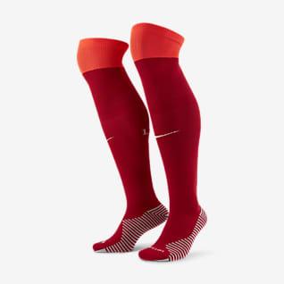 Liverpool FC 2021/22 Stadium Domicile Chaussettes de football hautes
