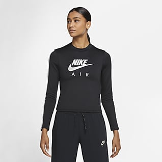 Nike Air Women's Long-Sleeve Mid-Layer Running Top