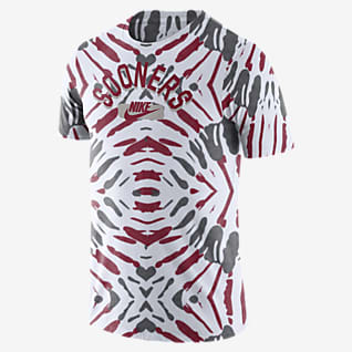 Nike College (Oklahoma) Men's Printed T-Shirt