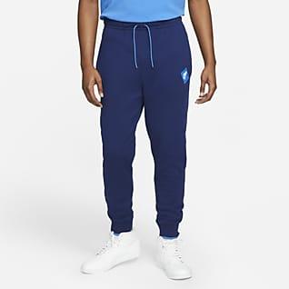 Jordan Jumpman Classics Pantalones de tejido Fleece para hombre