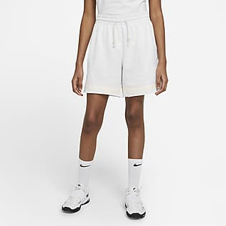 Nike Standard Issue Swoosh Fly Shorts de básquetbol para mujer