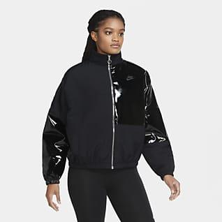 Nike Sportswear Icon Clash Synthetic-Fill Dámská bunda