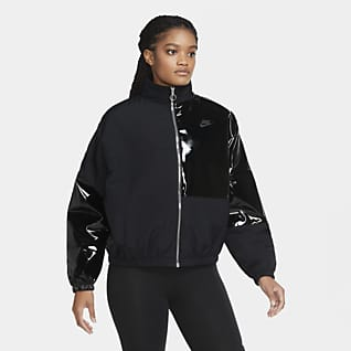 Nike Sportswear Icon Clash Synthetic-Fill Chamarra para mujer