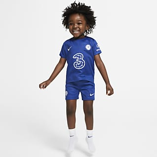 Chelsea F.C. 2020/21 Home Baby and Toddler Football Kit