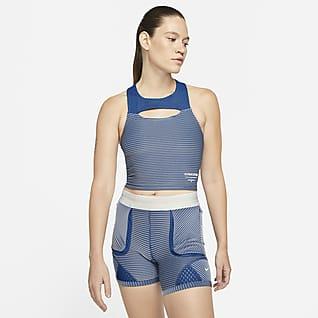 Nike x Gyakusou Top in maglia - Donna