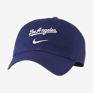 Nike Heritage86 Swoosh (MLB Los Angeles Dodgers) Adjustable Hat