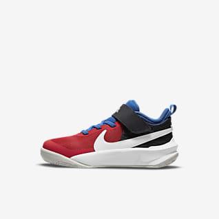 Nike Team Hustle D 10 Schuh für jüngere Kinder