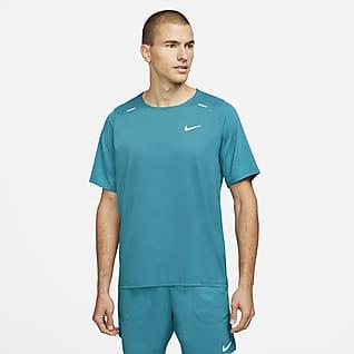 Nike Breathe Rise 365 Haut de running hybride pour Homme