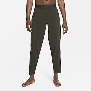 Nike Yoga กางเกงผู้ชาย