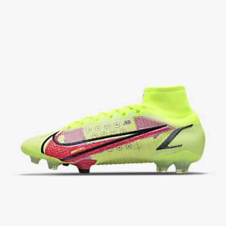 Nike Mercurial Superfly 8 Elite FG Voetbalschoenen (stevige ondergrond)