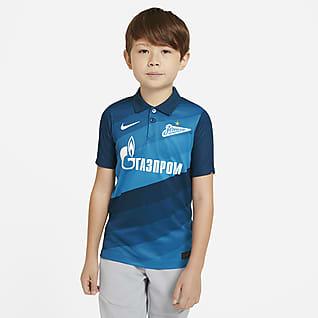Zenit Saint Petersburg 2020/21 Stadium Home Older Kids' Football Shirt