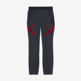 Liverpool FC Strike Pantalones de fútbol para niños talla grande