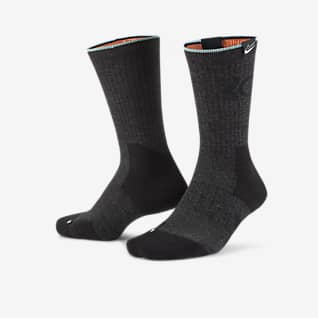 KD Elite Crew Basketball Socks