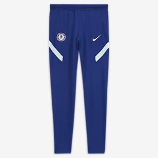 Chelsea FC Strike Calças de futebol para homem