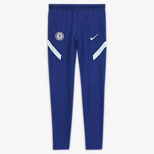 Chelsea F.C. Strike Men's Football Pants