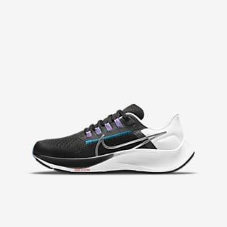 Nike Air Zoom Pegasus 38 รองเท้าวิ่งเด็กเล็ก/โต