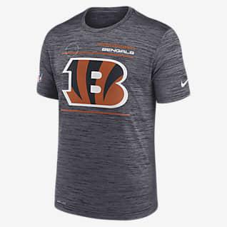 Nike Dri-FIT Sideline Velocity Legend (NFL Cincinnati Bengals) Men's T-Shirt