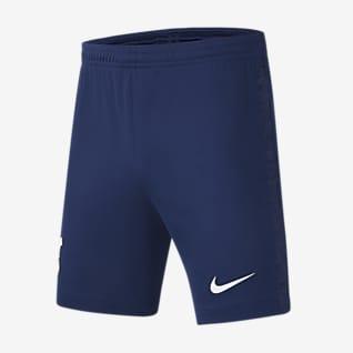 Tottenham Hotspur 2021/22 Stadium Home Shorts de fútbol para niños talla grande