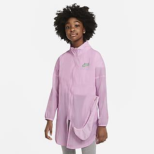 Nike Air Big Kids' (Girls') Woven Jacket