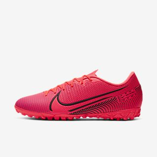 Chuteira Nike Society Mercurial Vapor PRO TF Red