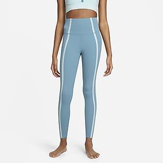 Nike Yoga Luxe Leggings con ojales 7/8 para mujer