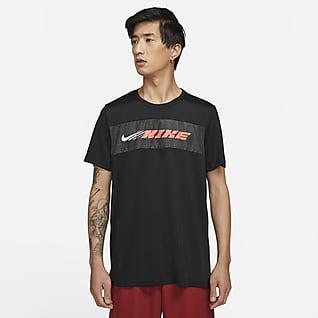 Nike Dri-FIT Superset Sport Clash Ανδρική κοντομάνικη μπλούζα προπόνησης