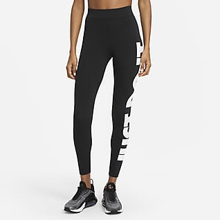 Nike Sportswear Essential Damskie legginsy z wysokim stanem