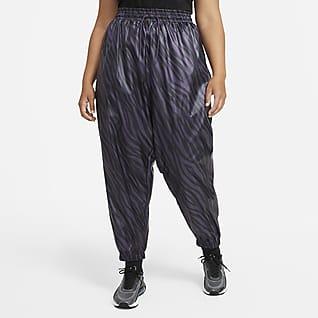 Nike Sportswear Icon Clash Γυναικείο παντελόνι (μεγάλα μεγέθη)