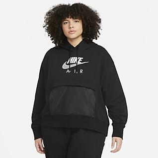 Nike Air Dessuadora amb caputxa (talles grans) - Dona