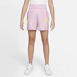 Nike Sportswear Heritage Older Kids' (Girls') Woven Shorts