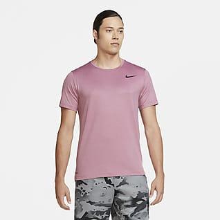 Nike Pro Kortærmet overdel til mænd